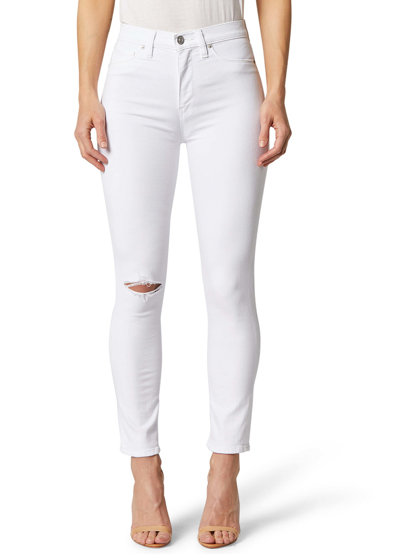Women's Hudson Jeans Holly High Waist Ripped Ankle Skinny Jeans