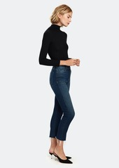 Hudson Jeans Holly High Rise Crop Straight Jeans
