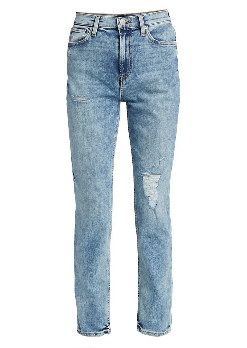 Hudson Jeans Holly High-Rise Jeans