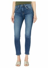 Hudson Jeans Holly High-Rise Skinny Crop in No Tears Left