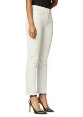 Hudson Jeans Holly High-Rise Straight-Leg Jeans