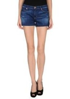 Hudson Jeans HUDSON - Denim shorts