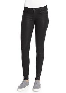 Hudson Krista Skinny Coated Jeans