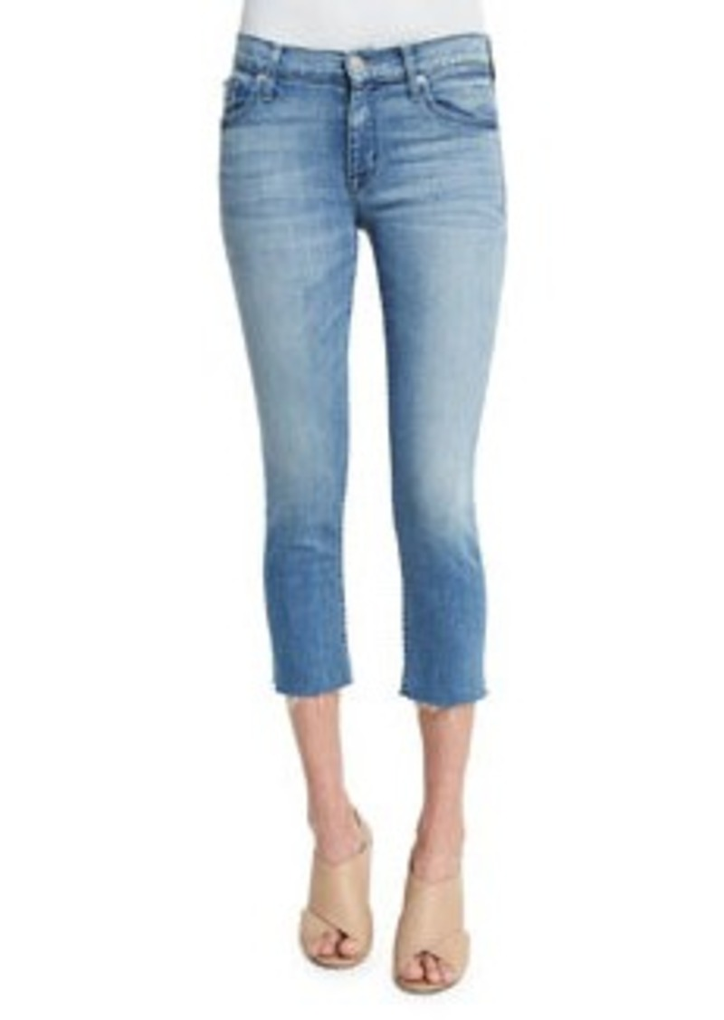 Hudson Jeans Hudson Fallon Skinny Cropped Jeans