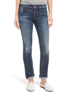 Hudson Agender Straight Leg Jeans (Fortune)