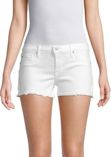 Hudson Jeans Amber Denim Shorts