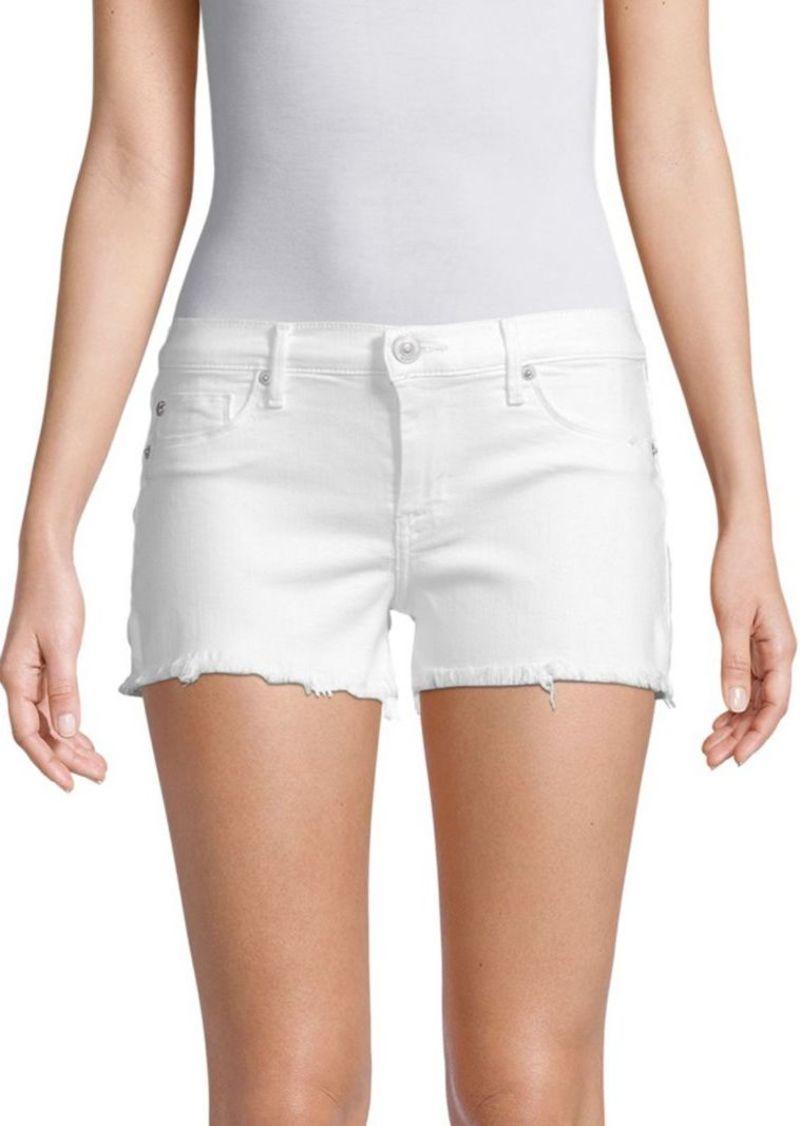 Hudson Jeans Amber Denim Shorts