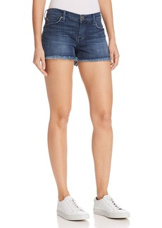Hudson Jeans Hudson Amber Denim Shorts in Blue Crest