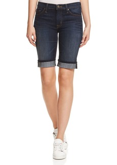 Hudson Jeans Hudson Amelia Cuffed Denim Shorts in Dhyana