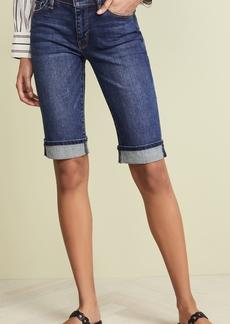 Hudson Jeans Hudson Amelia Cuffed Knee Shorts