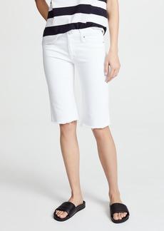Hudson Jeans Hudson Amelia Cutoff Knee Shorts