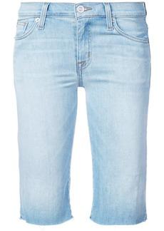 Hudson Jeans Hudson Amelia denim shorts - Blue