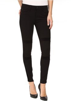 Amory Super Skinny Ponte in Black
