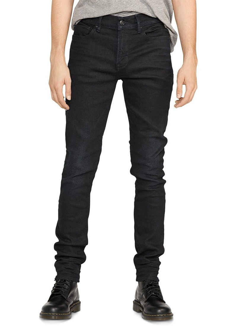 Hudson Jeans Hudson Axl Zip Fly Skinny Fit Jeans in Series