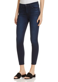Hudson Jeans Hudson Barbara High-Rise Ankle Skinny Jeans in Recruit - 100% Exclusive