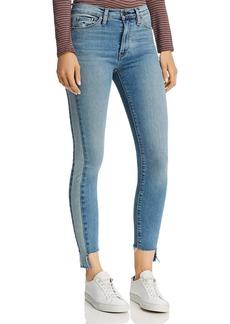 Hudson Jeans Hudson Barbara Cropped Skinny Jeans in Headliner