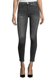Hudson Barbara High-Rise Super Skinny Ankle Jeans