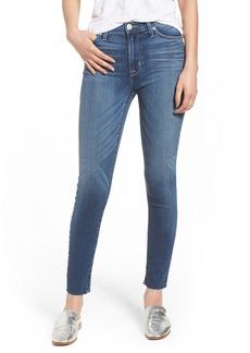 Hudson Barbara High Waist Ankle Skinny Jeans (Contender)