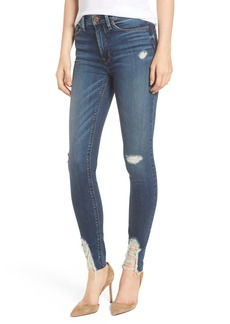 Hudson Jeans Hudson Barbara High Waist Ankle Skinny Jeans (Lockdown)