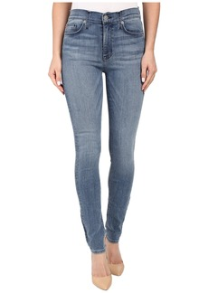 Hudson Barbara High Waist Skinny in Hideaway