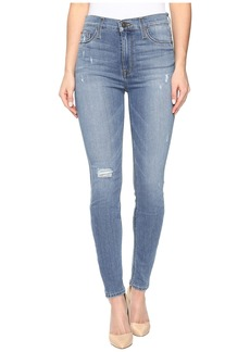 Hudson Barbara High Waist Skinny in Revolver