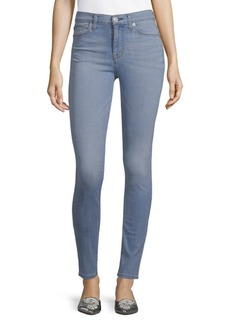 Barbara High-Waist Skinny Jeans
