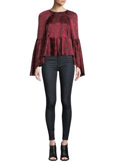 Hudson Jeans Hudson Barbara High-Waist Super Skinny Ankle Jeans