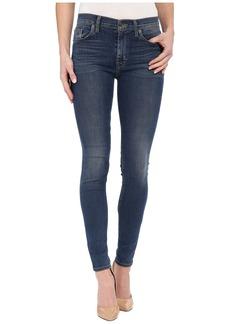 Hudson Jeans Hudson Barbara High Waist Super Skinny in Moonlet
