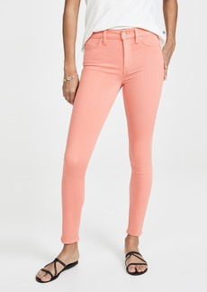 Hudson Jeans Hudson Barbara High Waist Super Skinny Jeans