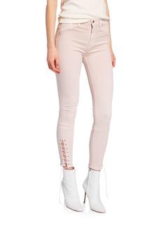 Hudson Jeans Hudson Barbara High-Waist Super Skinny Jeans