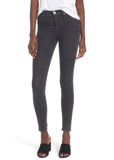 Hudson Barbara High Waist Super Skinny Jeans (Disarm)