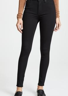 Hudson Jeans Hudson Barbara High Waisted Skinny Jeans