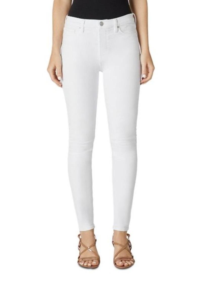 Hudson Jeans Hudson Barbara Super Skinny Ankle Jeans in Aurora