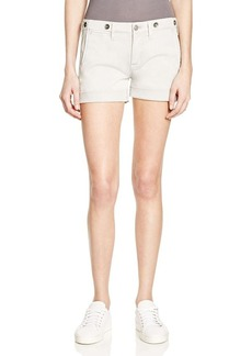 Hudson Bella Cargo Shorts in Silver Shoal - 100% Bloomingdale's Exclusive