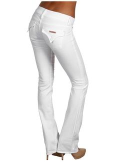 Hudson Beth Baby Boot in White
