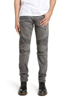 Hudson Jeans Blinder Biker Skinny Fit Moto Jeans (Remix)