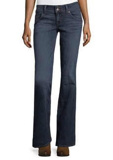 Hudson Boot-Cut Denim Jeans