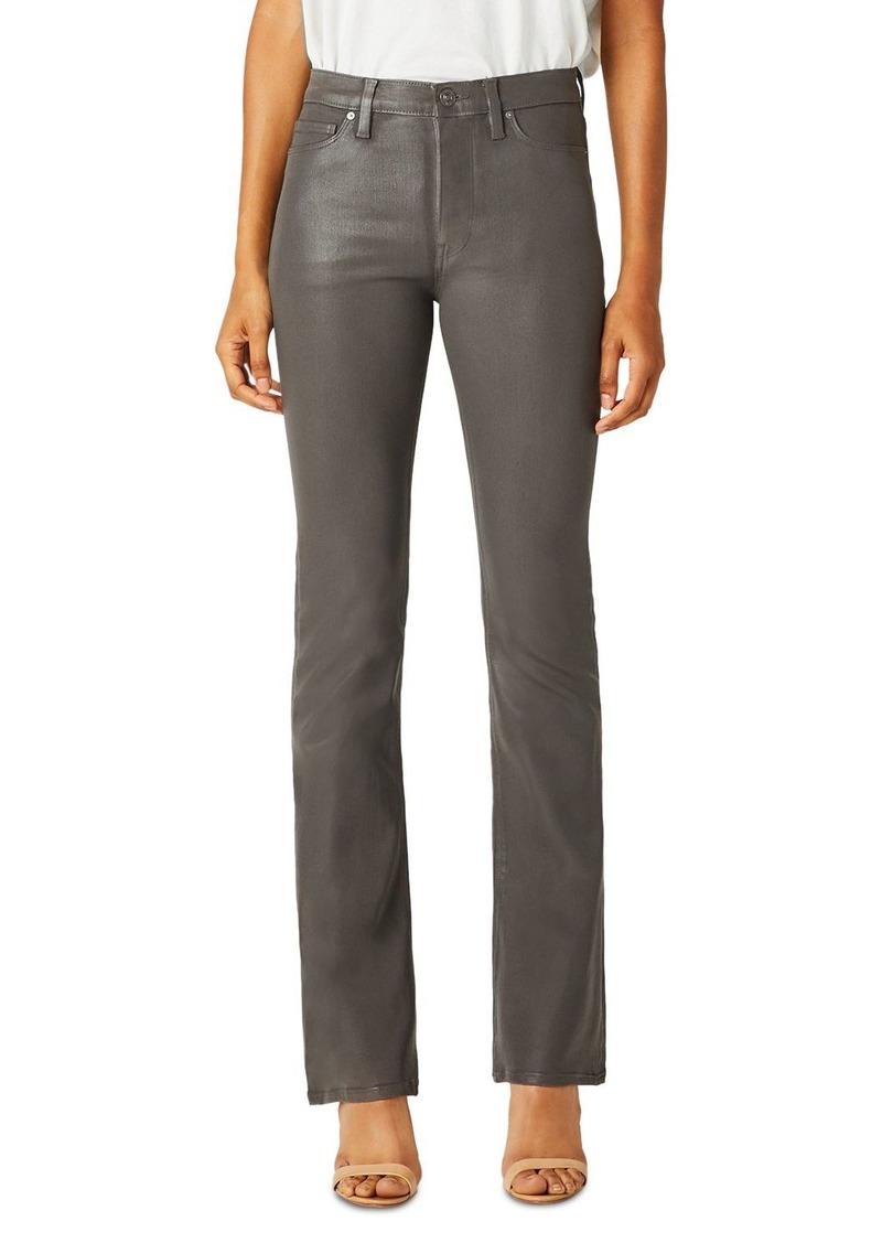 Hudson Jeans Hudson Bootcut Jeans in High Shine Dark Slate