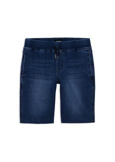 Hudson Jeans Hudson Boys' Tobi Drawstring Denim Shorts - Big Kid