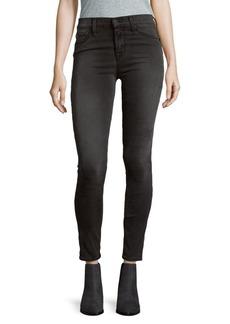 Hudson Jeans Buttoned Denim Jeans