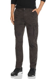 Hudson Jeans Hudson Camouflage-Print Skinny Fit Cargo Pants