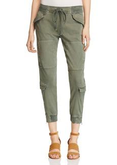 Hudson Cargo Pants in Infantry Green