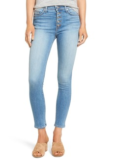 Hudson Ciara High Rise Ankle Skinny Jeans (Reality)