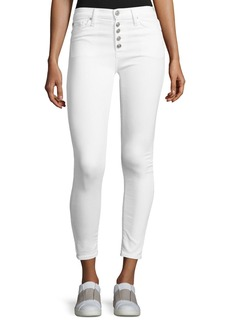 Hudson Ciara High-Rise Super Skinny Ankle Jeans