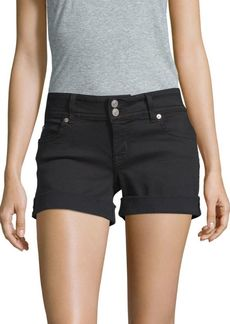 Classic Buttoned Shorts