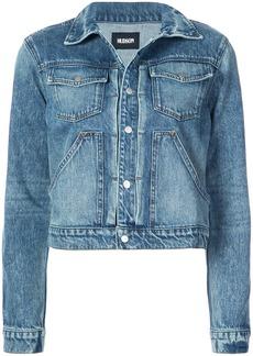 Hudson classic denim jacket - Blue