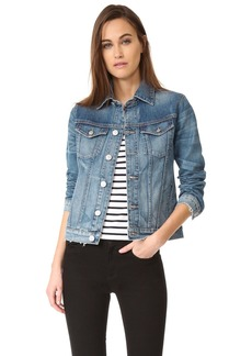 Hudson Jeans Hudson Classic Denim Jacket