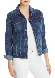 Hudson Jeans Hudson Classic Denim Jacket in Alliance