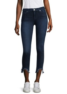 Colette Cropped Skinny Jeans