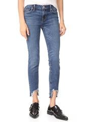 Hudson Jeans Hudson Colette Midrise Skinny Cigarette Jeans